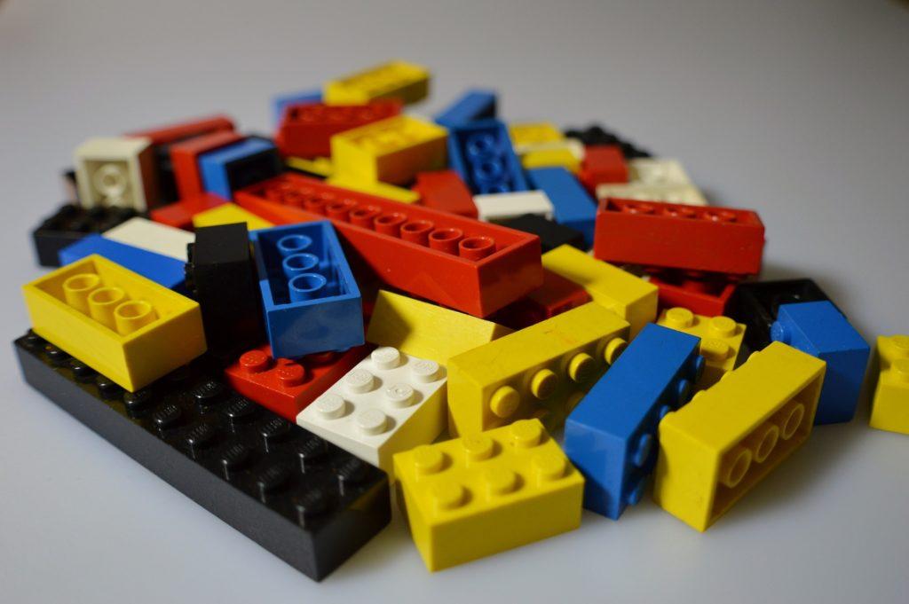 slaafse nabootsing Lego